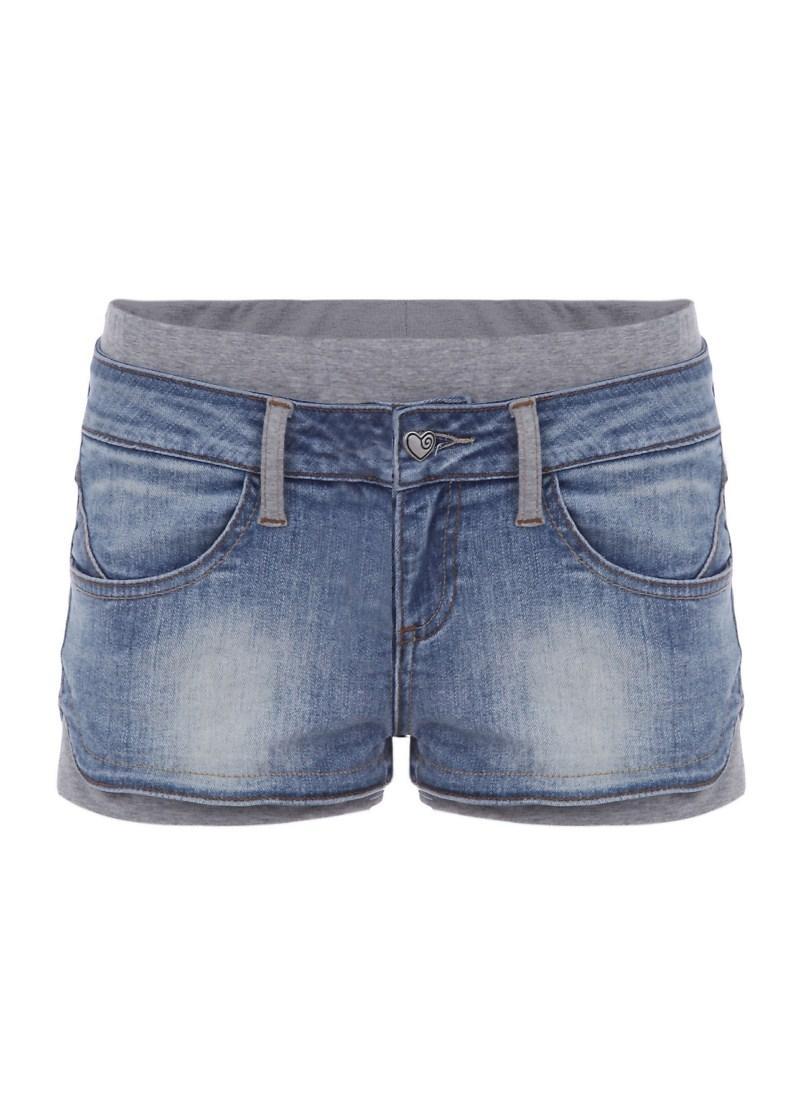 niebieskie szorty Tally Weijl dżinsowe - kolekcja letnia
