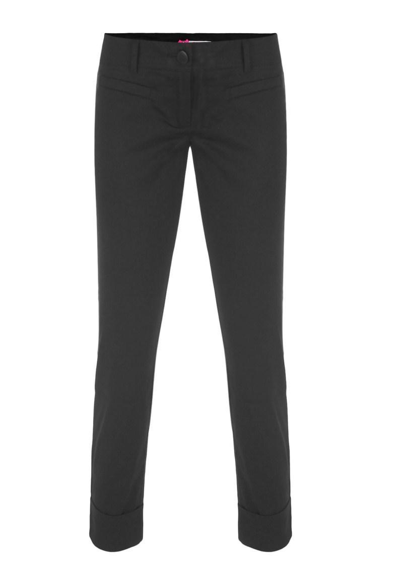 czarne spodnie Tally Weijl - wiosna/lato 2011
