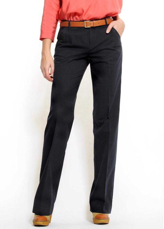 czarne spodnie Mango - wiosenna kolekcja