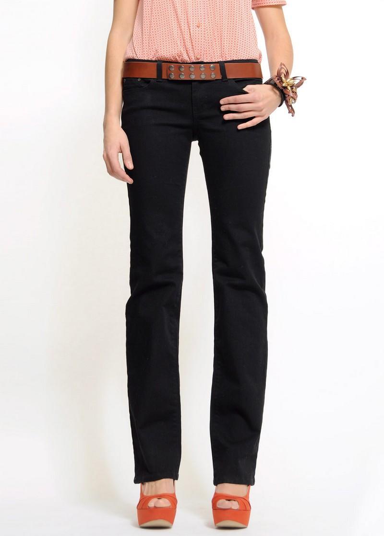 czarne spodnie Mango - kolekcja wiosenno/letnia