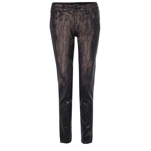 Miedziane spodnie, Top Secret