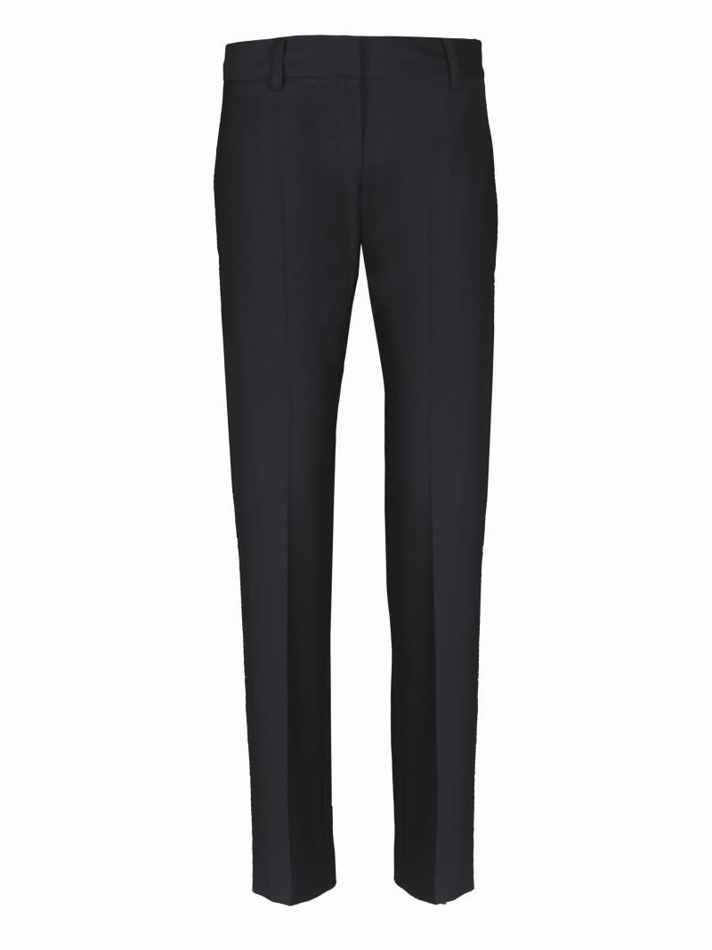 czarne spodnie Top Secret - moda 2011