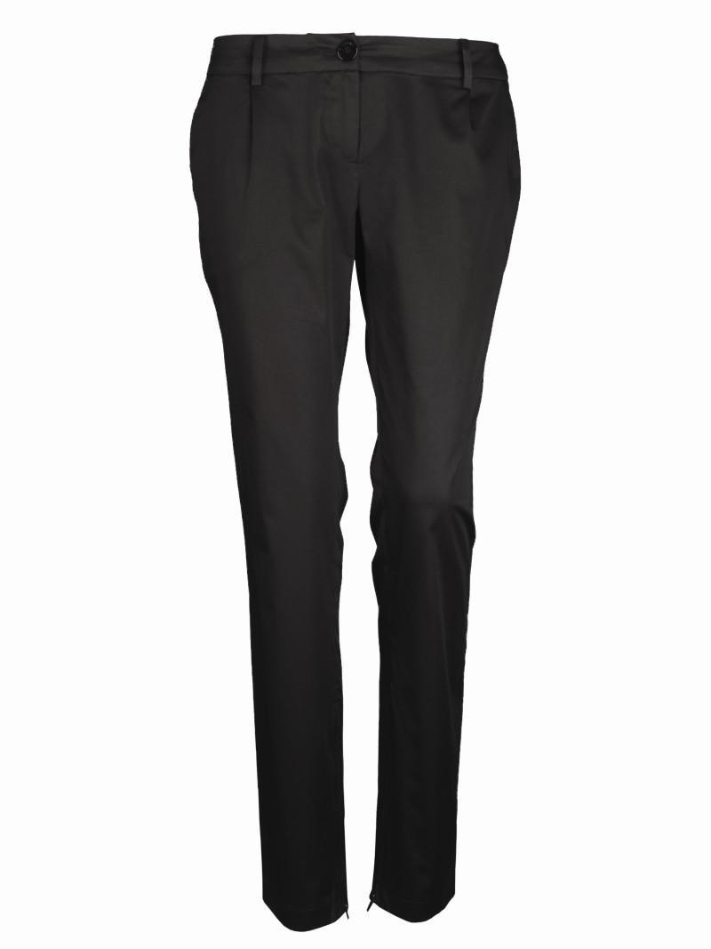 czarne spodnie Top Secret - wiosenna kolekcja