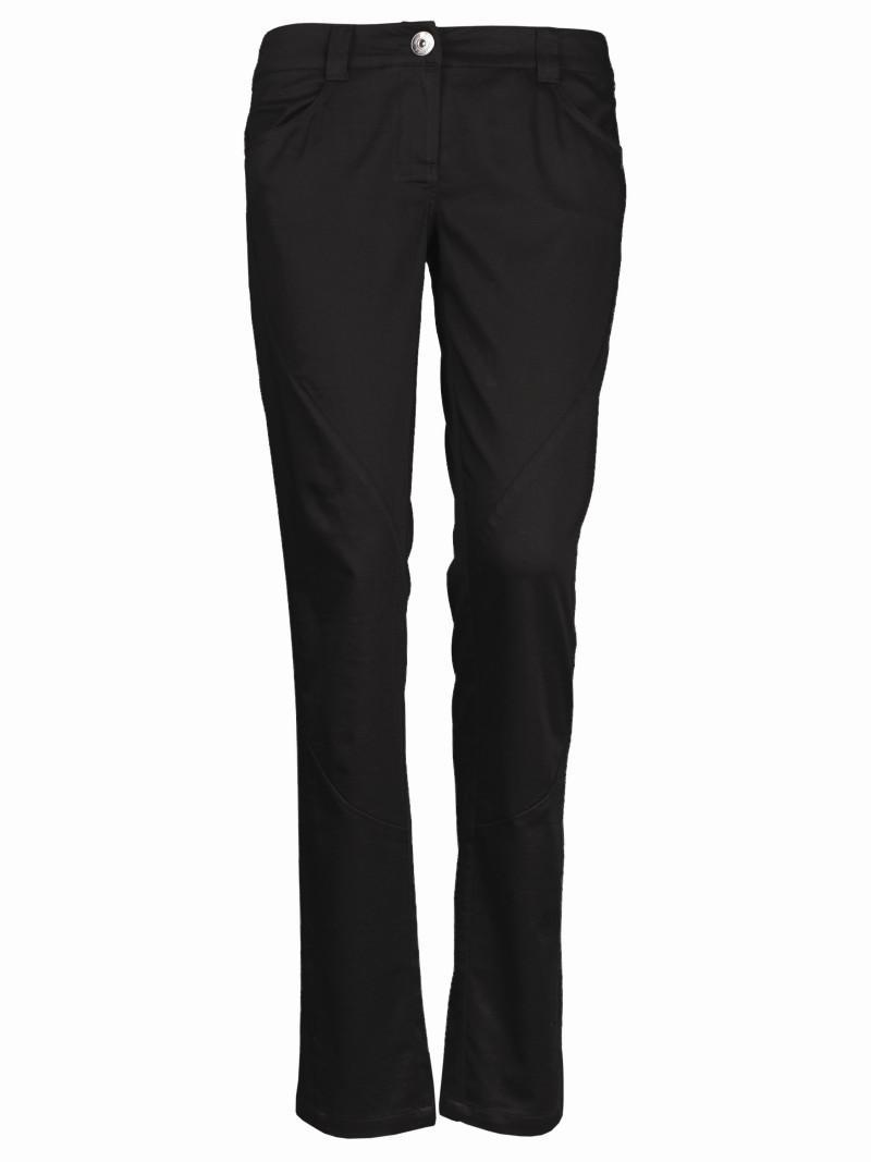 czarne spodnie Top Secret - wiosna 2011