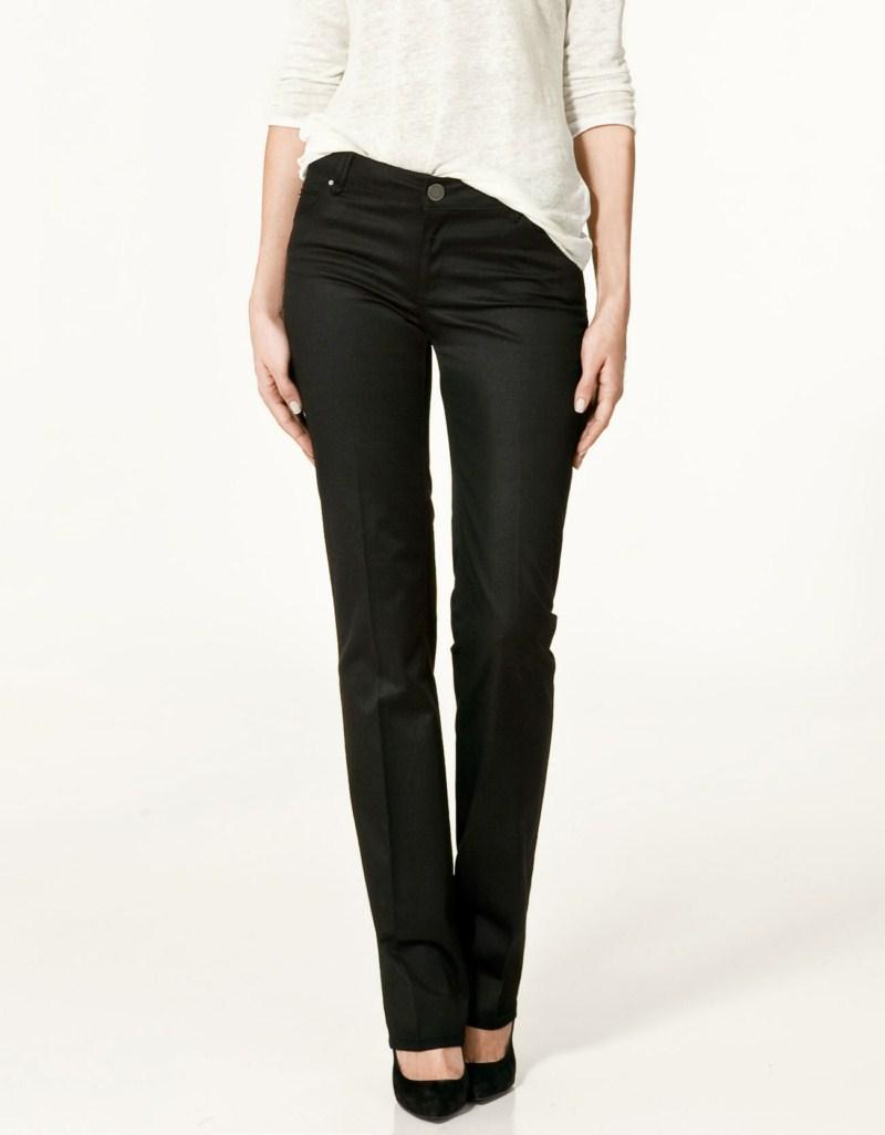 Spodnie z damskiej kolekcji Zara na wiosnę/lato 2011