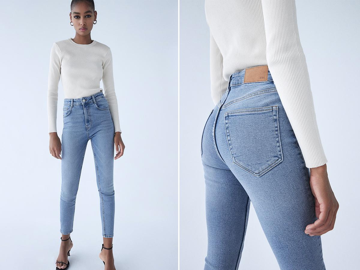 jeansy Zara Black Friday