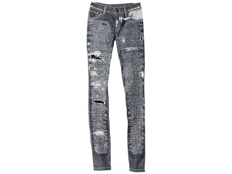 H&M dżinsy
