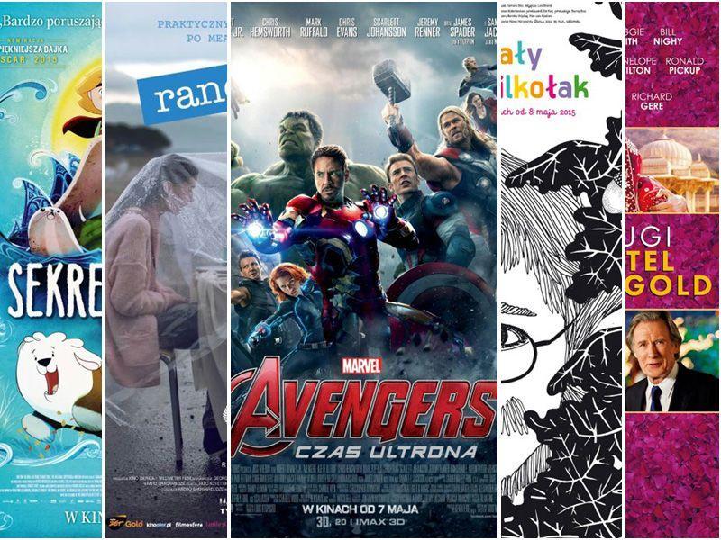 Premiery filmowe na maj 2015