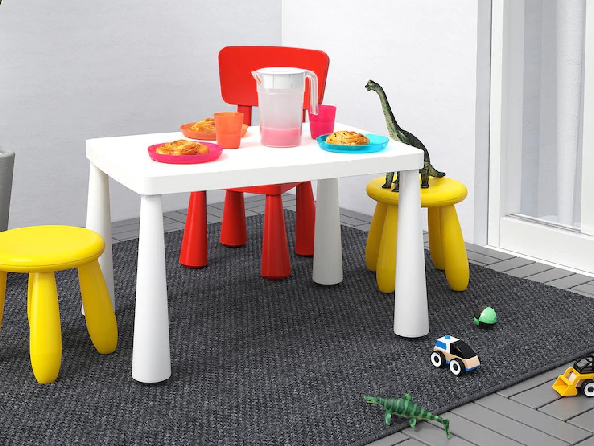 Stolik Ikea Mammut