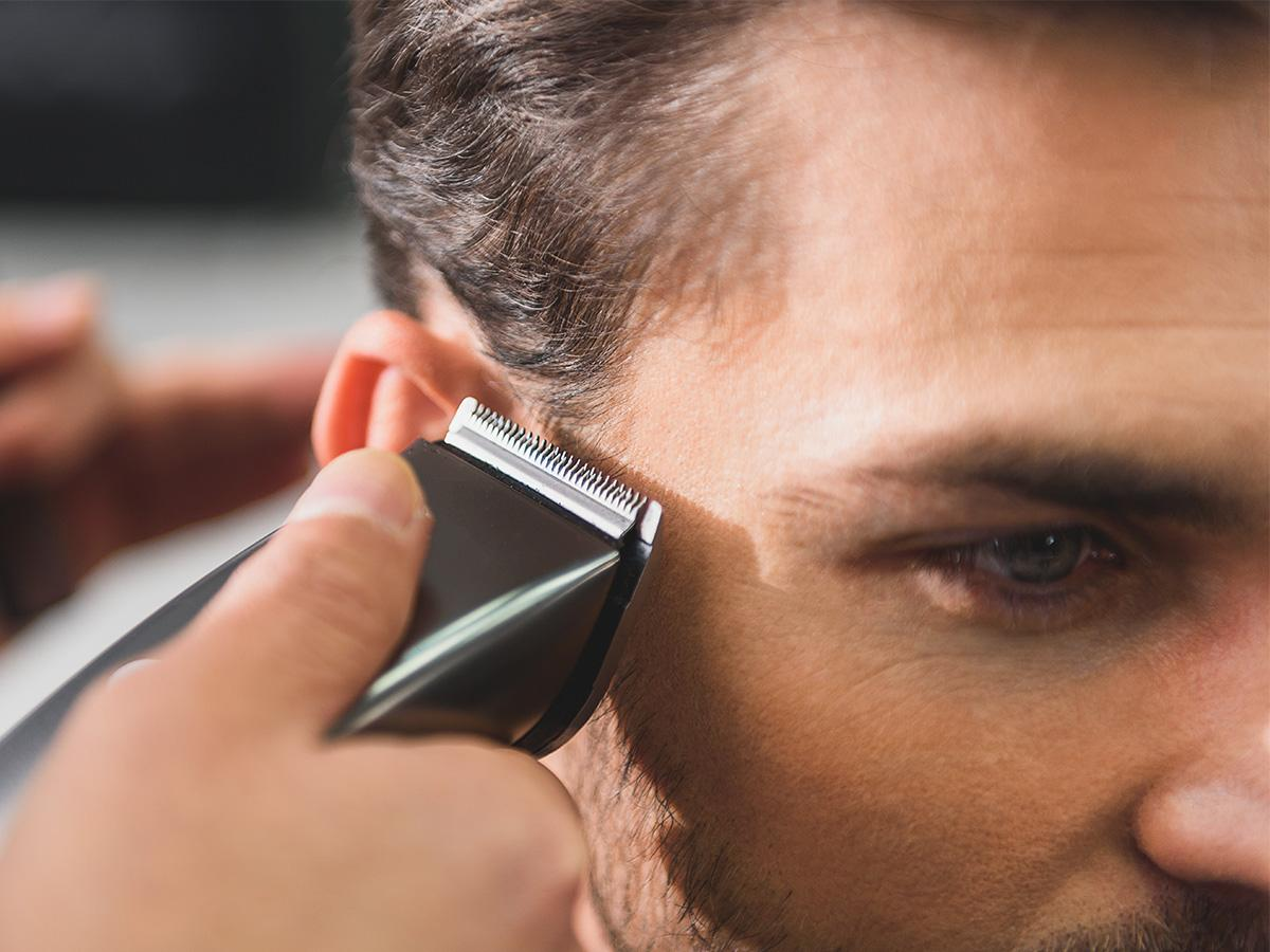 jak obcinać włosy maszynką