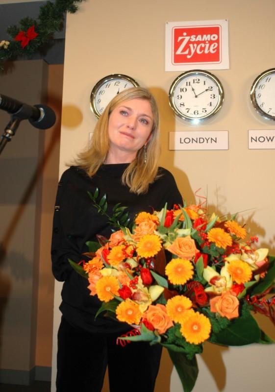Styl Edyty Olszówki - zdjęcie