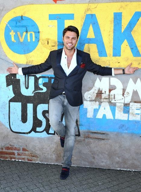 Olivier Janiak, gwiazdy, fot. MWmedia