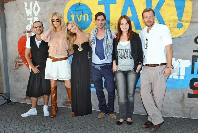 gwiazdy programu Modelki, fot. MWmedia