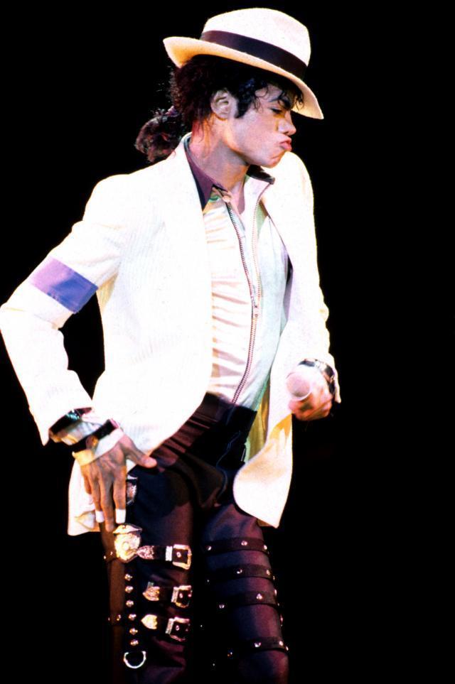 Styl Michaela Jacksona
