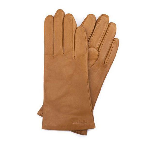 Musztardowe rękawiczki Wittchen, cena