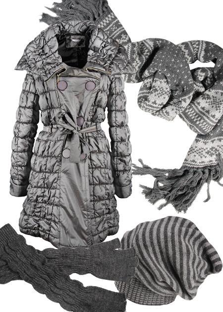 Stylizacje na zimę i święta od Unisono - galeria
