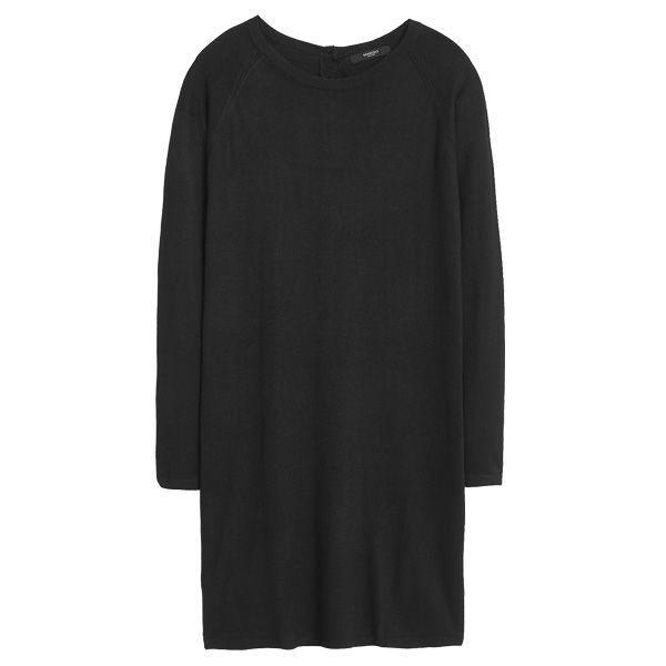Czarna sukienka Mango, cena