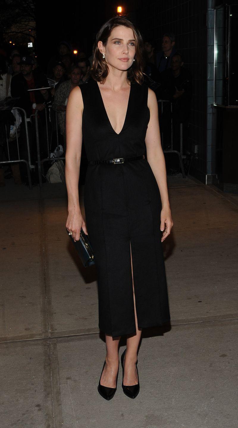 Premiera Avengers: Czas Ultrona: Cobie Smulders