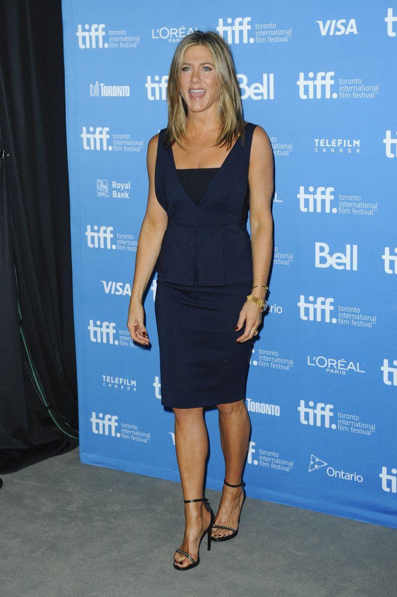 Festiwal Filmowy w Toronto 2014: Jennifer Aniston