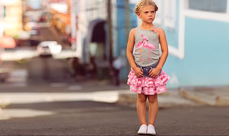 Stylowe dzieciaki - kolekcje z sieciówek lato 2012