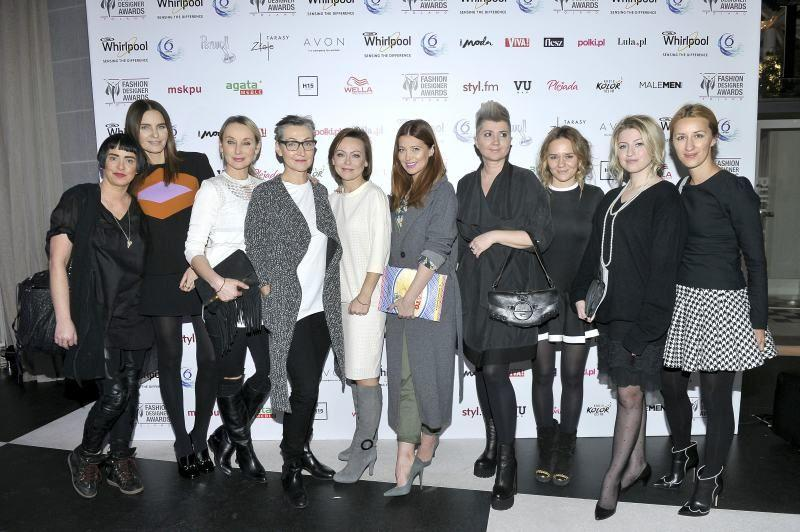 Stylowe gwiazdy na konferencji prasowej Fashion Designer Awards 2015