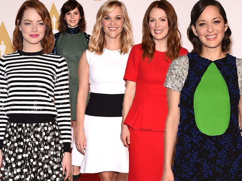Oscar 2015 Nominees Luncheon