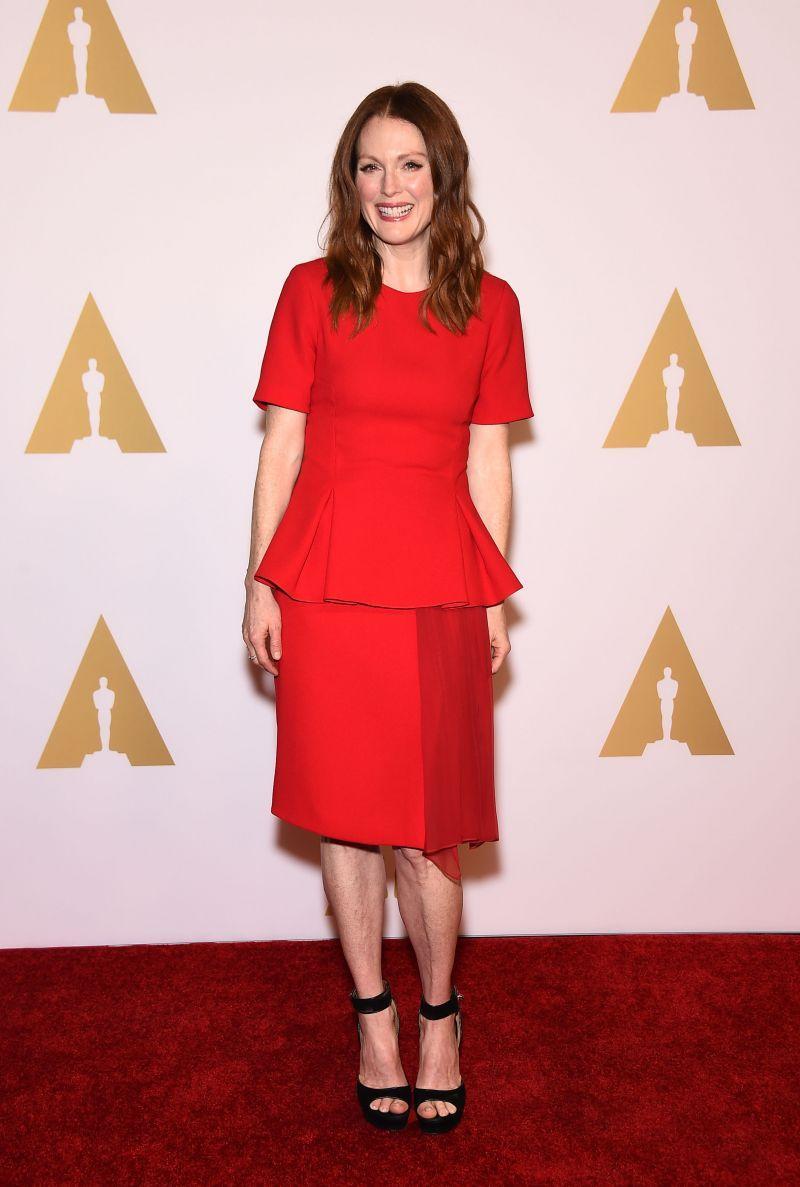 Oscar 2015 Nominees Luncheon: Julianne Moore