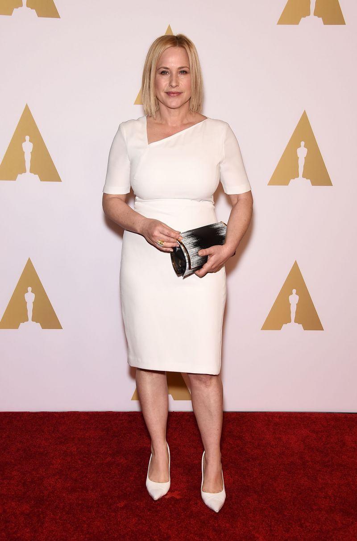Oscar 2015 Nominees Luncheon: Patricia Arquette