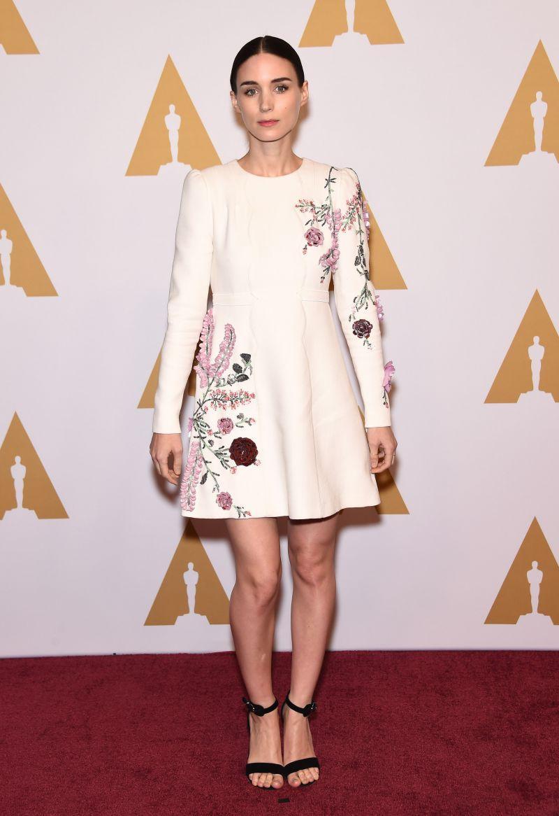 Oscar Nominees Luncheon 2016: Rooney Mara