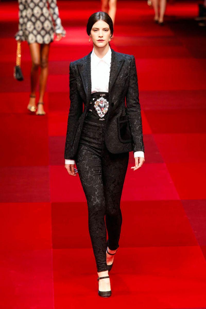 Dolce & Gabbana - kolekcja wiosna-lato 2015Dolce & Gabbana - kolekcja wiosna-lato 2015