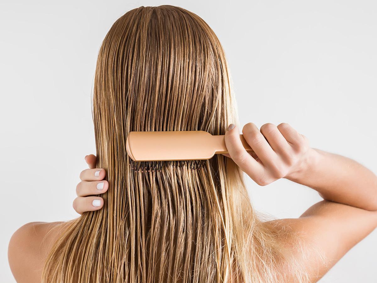 kosmetyki dla suchych włosów