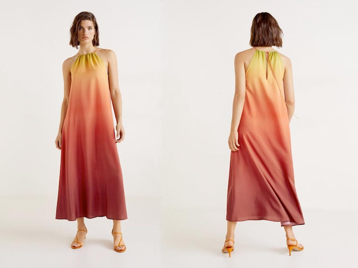 sukienka Mango