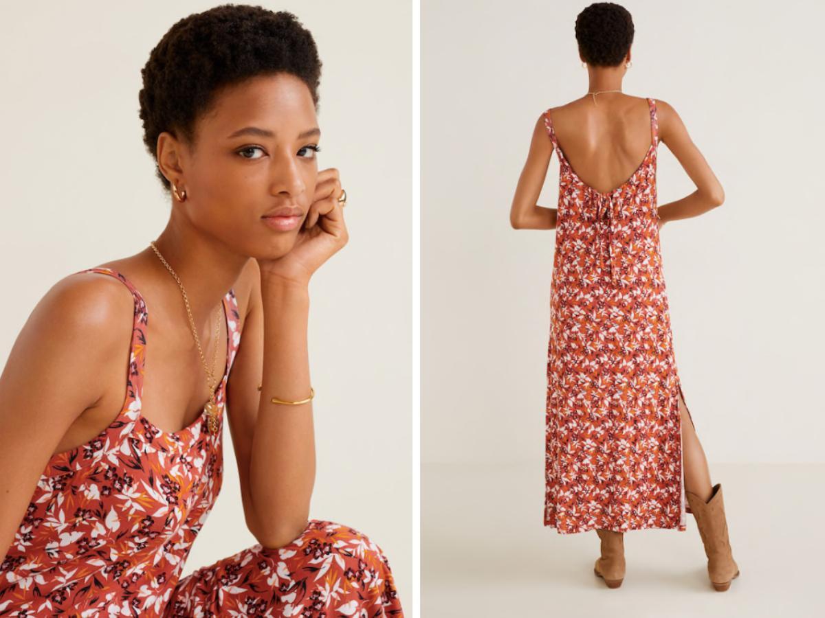 Sukienka Mango Outlet w cenie jak z PEPCO