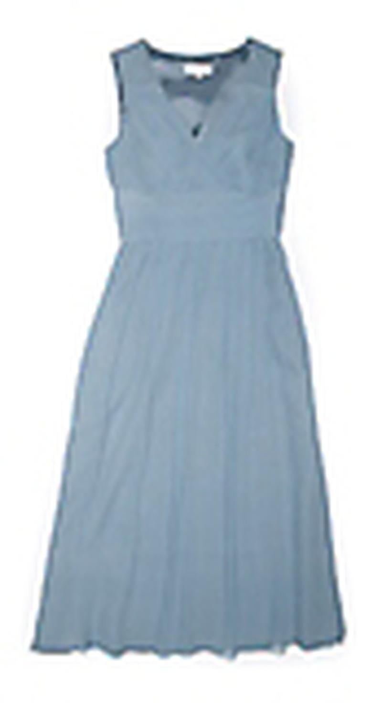 błękitna sukienka Aryton - wiosna/lato 2011