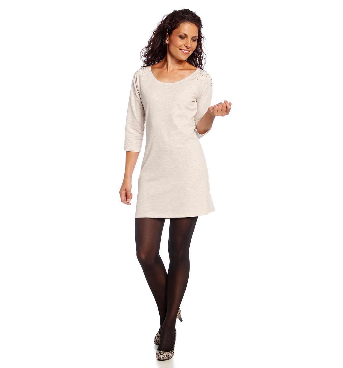 49c4a2f754 biała sukienka C A - moda 2013 14 - Sukienki C A na jesień i zimę ...
