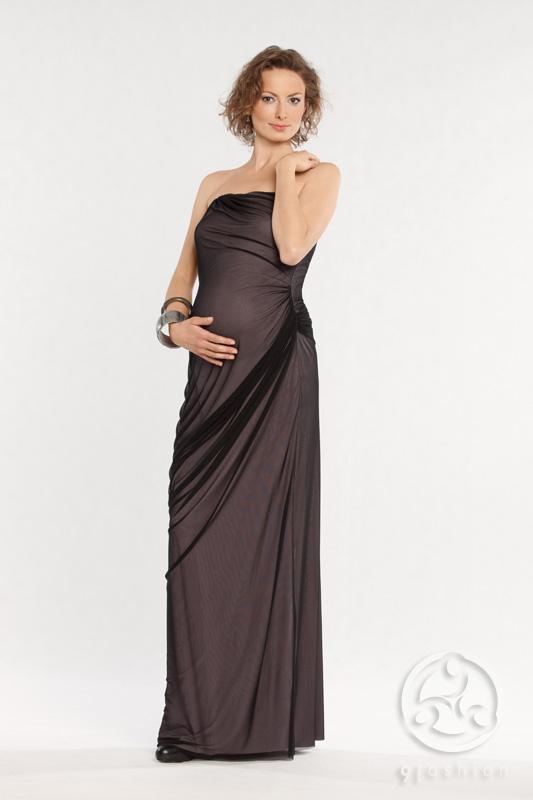 23c89639 Sukienki ciążowe 9fashion - jesień-zima 2012/2013 - Sukienki ciążowe ...