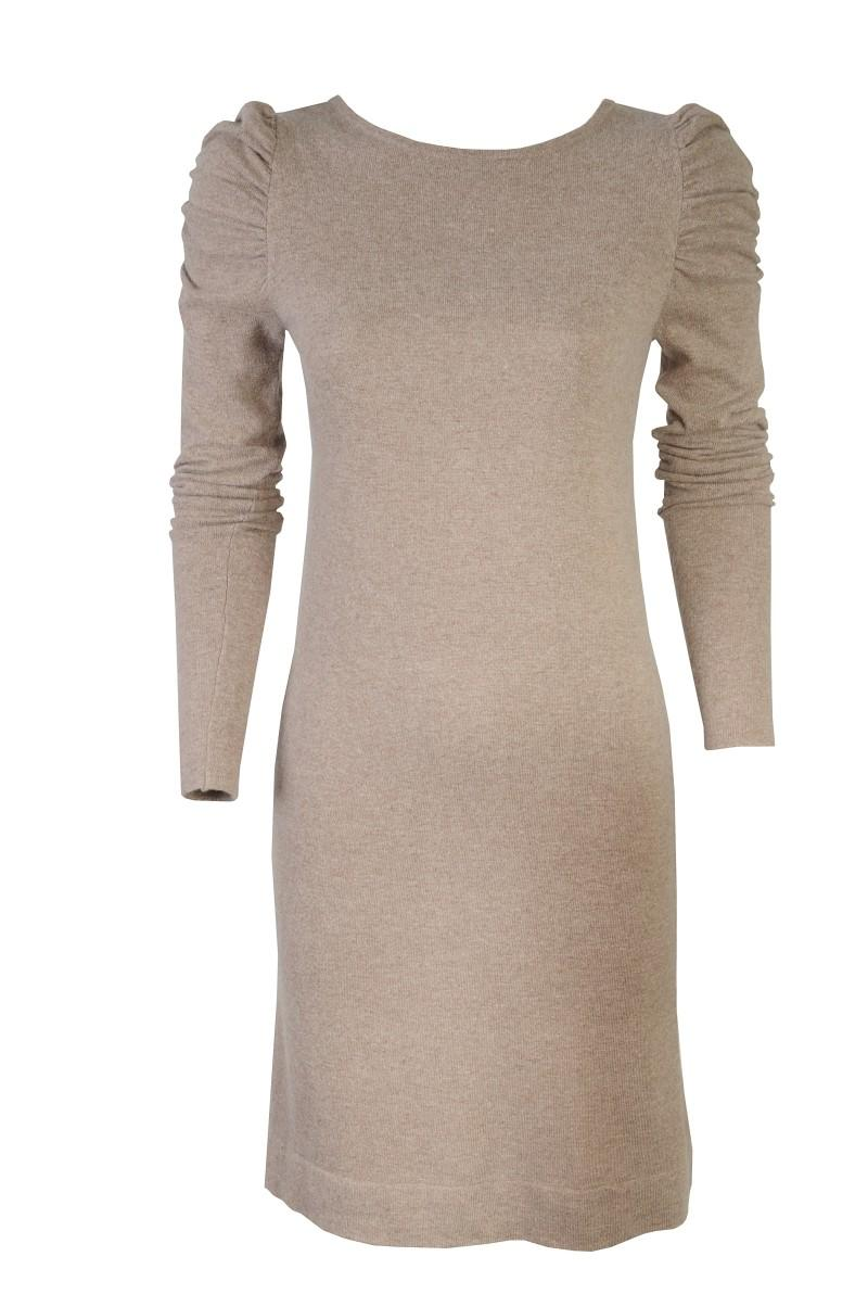 popielata sukienka Camaieu - wiosna/lato 2011