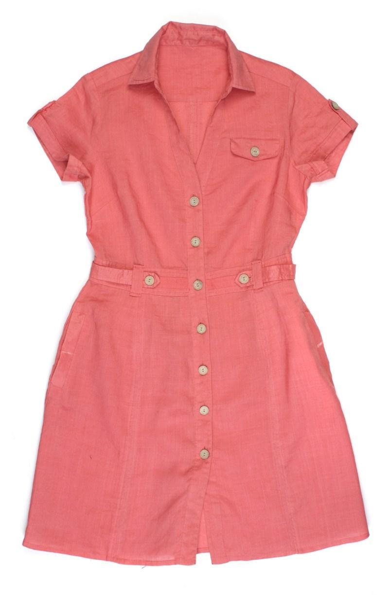 różowa sukienka Carry - wiosna/lato 2011