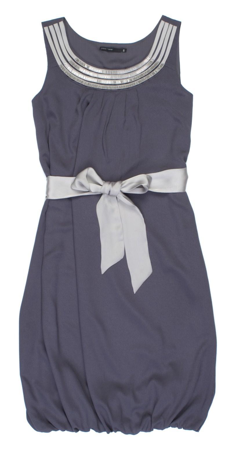 granatowa sukienka Carry - wiosna/lato 2011