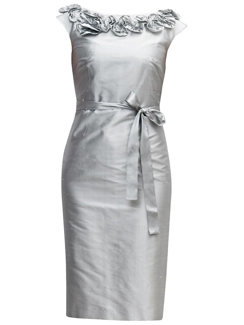 d410364b33 srebrna sukienka Gapa Fashion - wiosna lato 2011 - Sukienki i ...