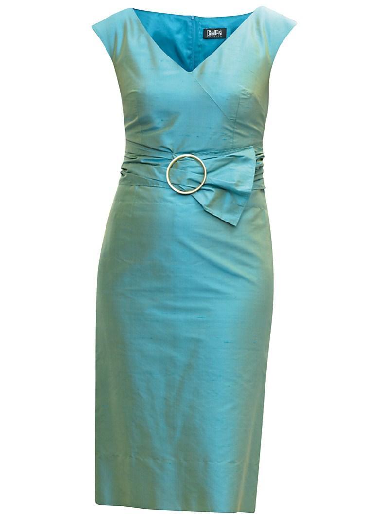 błękitna sukienka Gapa Fashion - wiosna/lato 2011
