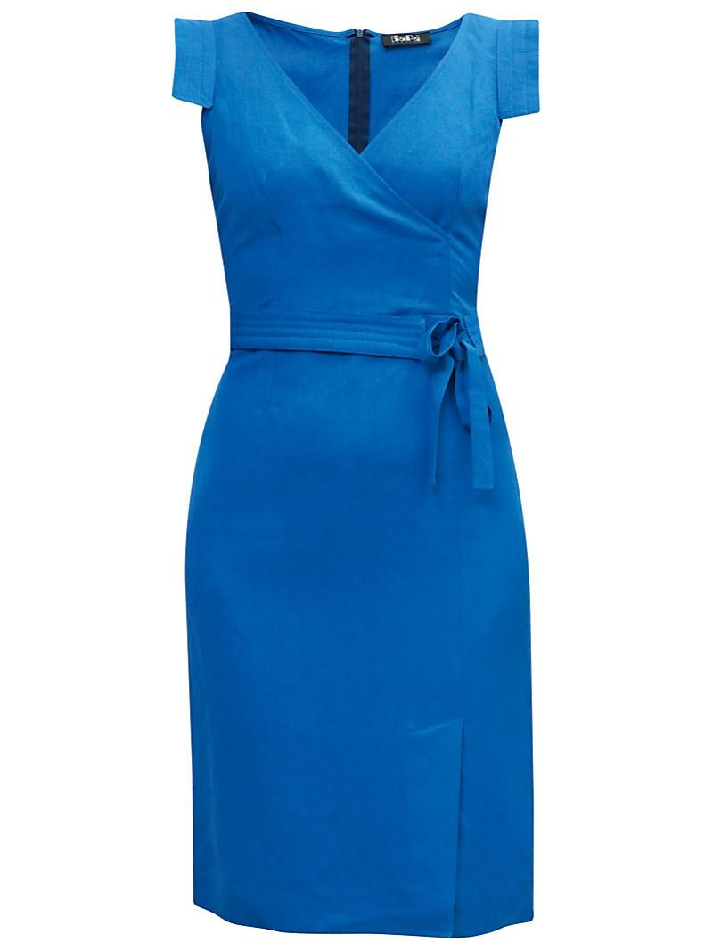 b812d4ebd9 Sukienki i spódnice na wiosnę i lato 2011 od Gapa Fashion. niebieska  sukienka ...