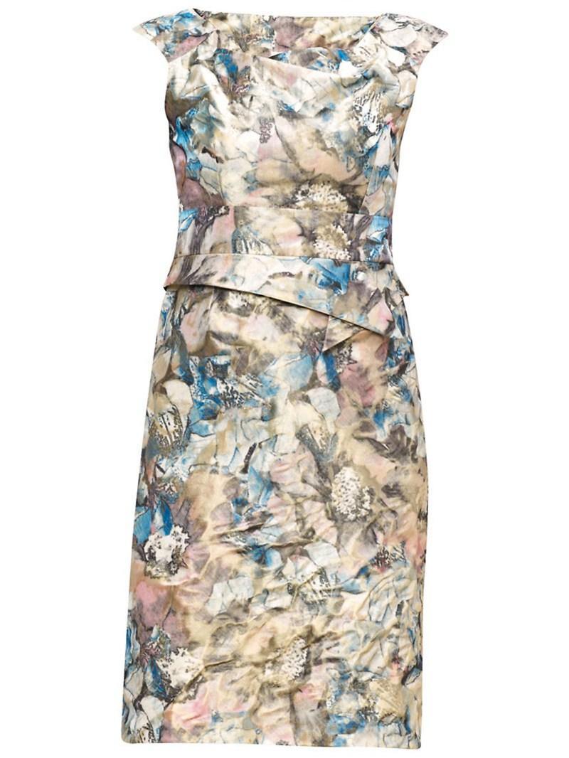 sukienka Gapa Fashion w kwiaty - wiosna/lato 2011