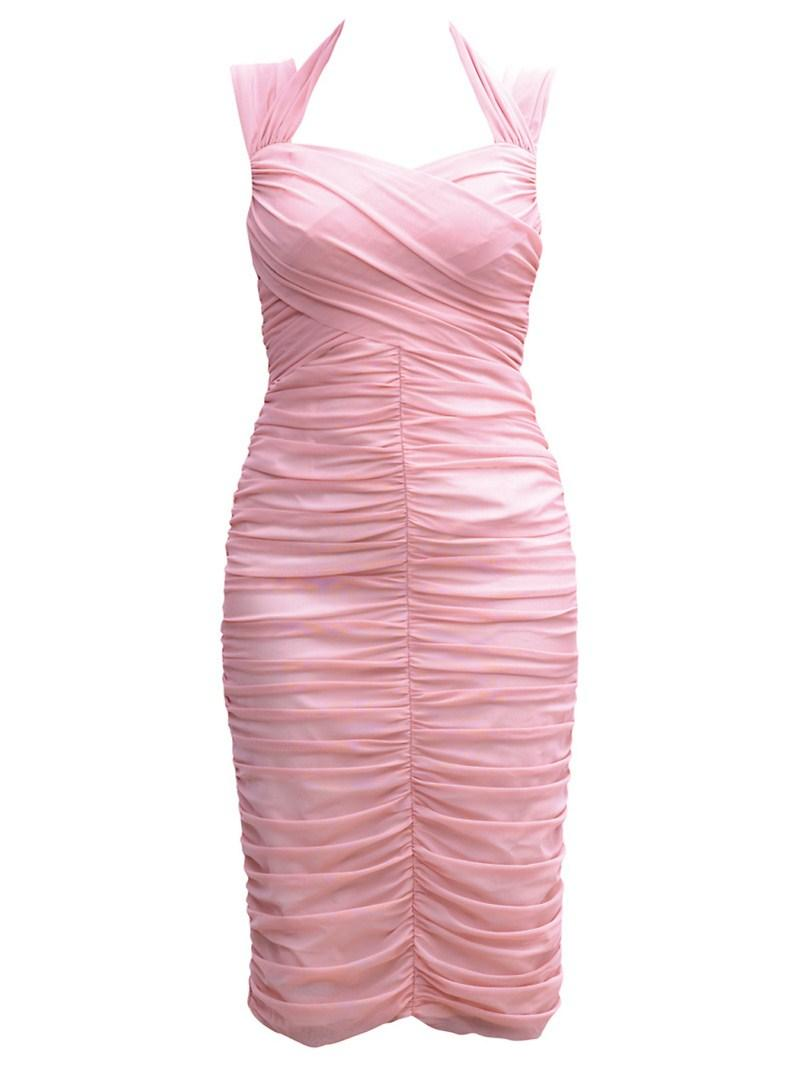 różowa sukienka Gapa Fashion - wiosna/lato 2011