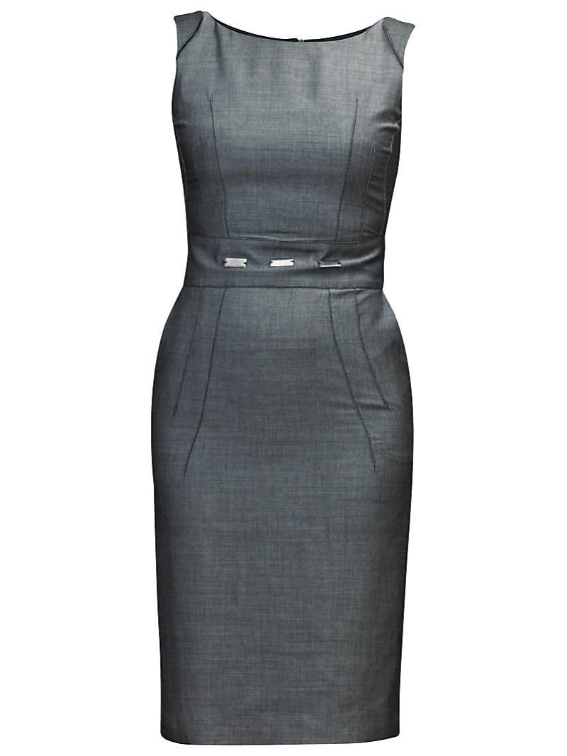 2fed2e3be6 Sukienki i spódnice na wiosnę i lato 2011 od Gapa Fashion. popielata  sukienka ...