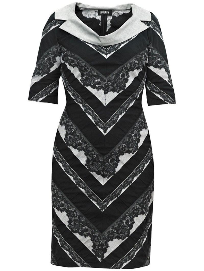 czarna sukienka Gapa Fashion - kolekcja wiosenno/letnia