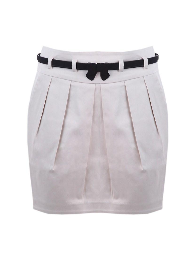 biała sukienka Tally Weijl - z kolekcji wiosna-lato 2011