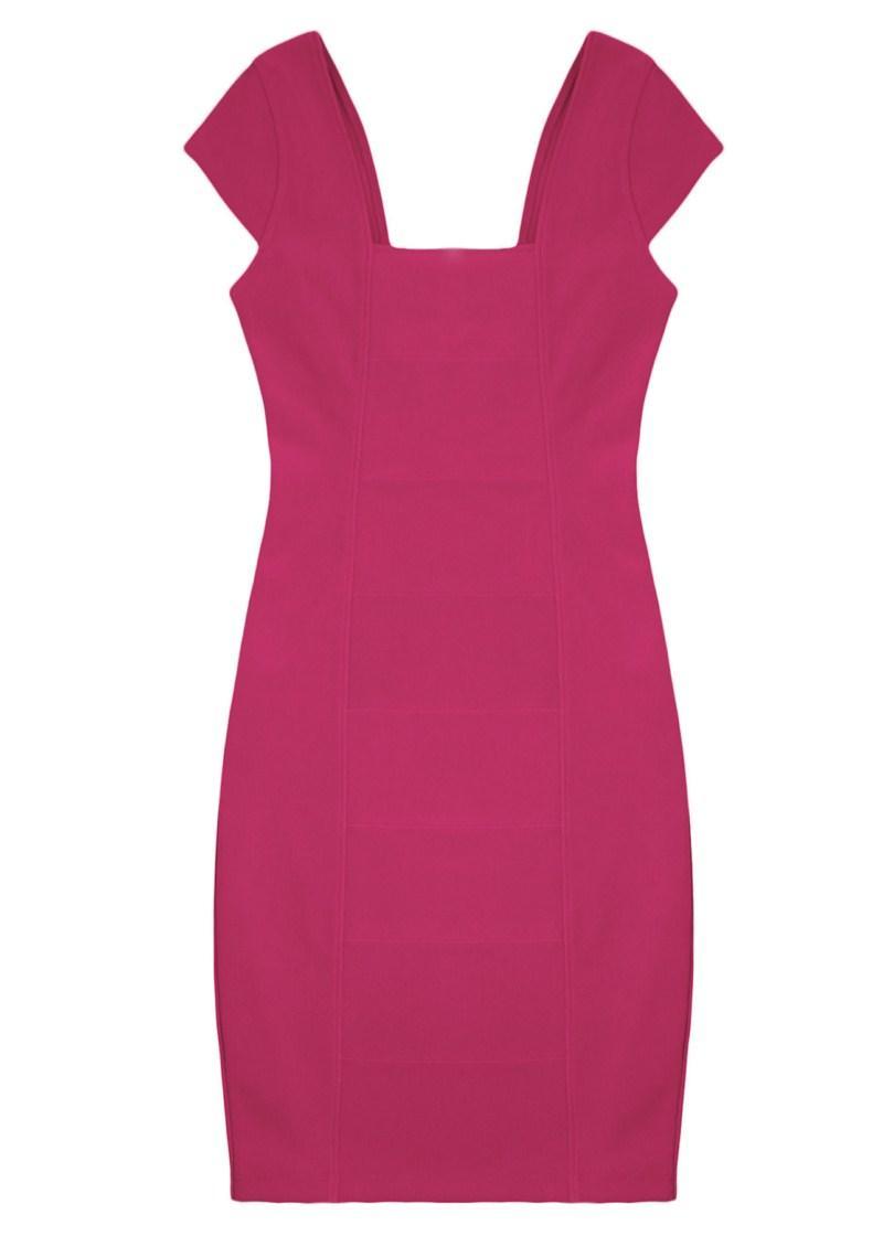 różowa sukienka Tally Weijl - letnia kolekcja