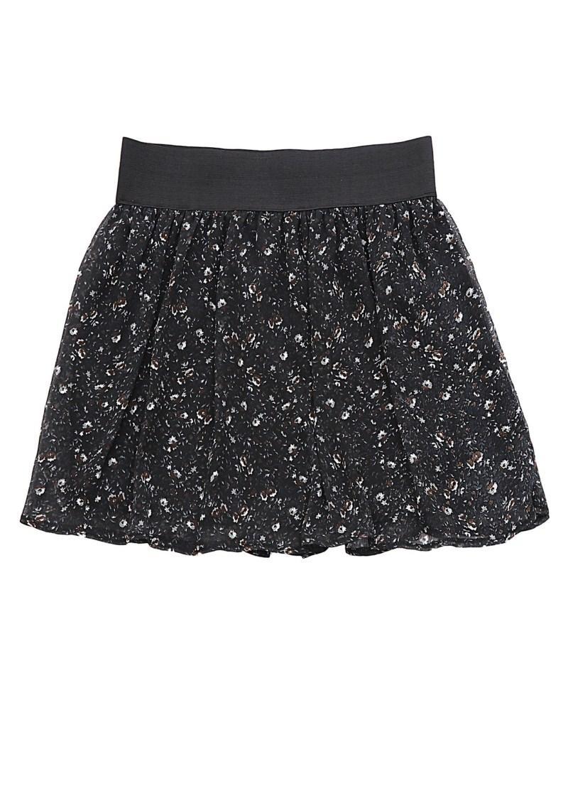 czarna spódnica Tally Weijl - moda 2011