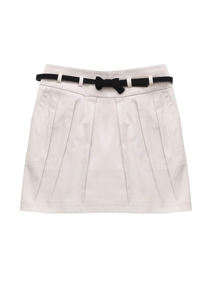 biała spódnica Tally Weijl - lato 2011